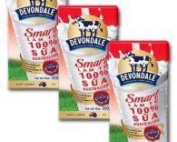Sữa tươi Devondale smart canxi 200ml