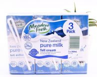 Sữa tươi Meadow fresh nguyên kem  250ml
