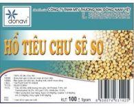 Hồ tiêu Chư Sê sọ 100g