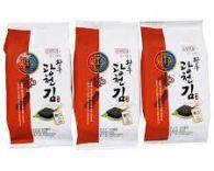 Lá Kim ăn liền Hàn Quốc 4g*9 gói