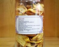 Snack mít đặc sản Đồng Tháp lọ gỗ 150g