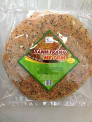 Bánh tráng mè tôm 5 chiếc