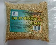 Gạo lứt nếp nhung Hà Bắc 1kg