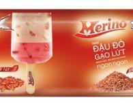 Kem Merino nhân đậu đỏ