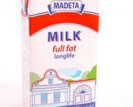 Sữa tươi nguyên kem Madeta 1l