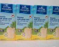Sữa tươi Oldenburger hương chuối 200ml