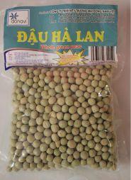 Đậu hà lan khô nguyên hạt đóng túi