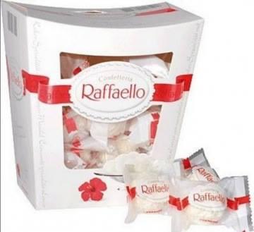 Kẹo nhân dừa Raffaello