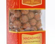 Hạt Macca nguyên vỏ Australia hộp giấy