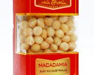 Hạt macca tách vỏ Australia hộp giấy