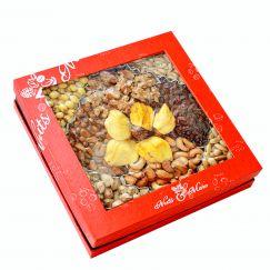 Hộp quà hạt dinh dưỡng hộp vuông HV12