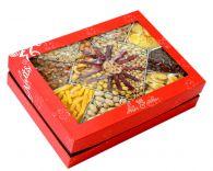 Hộp quà tặng hạt dinh dưỡng hộp chữ nhật HCN12