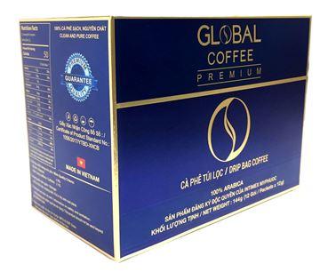 Cà phê túi lọc Global Premium