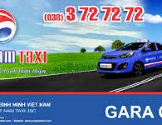 Gía cước Taxi Sông Lam