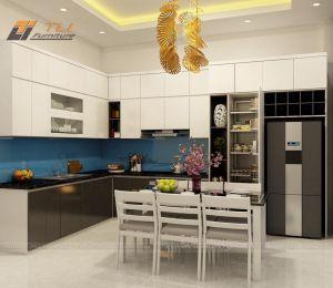 Thiết kế thi công nội thất căn hộ Anh Lợi _ Bắc Kạn