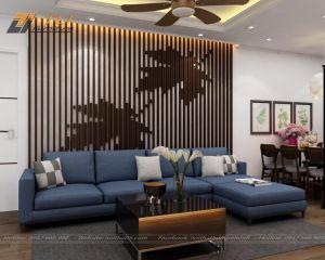 Thiết kế nội thất căn hộ Chị Hương _ Nguyễn Đức Cảnh