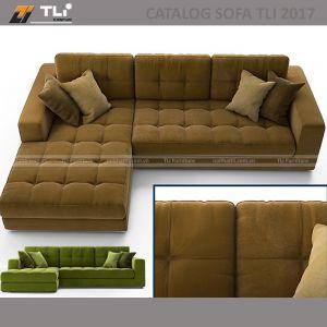 Sofa nỉ cao cấp Hàn Quốc - SF0001