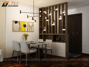 Thiết kế nội thất chung cư Gold Season - Anh Phương