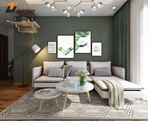 Thiết kế nội thất chung cư 3 phòng ngủ - An Bình City