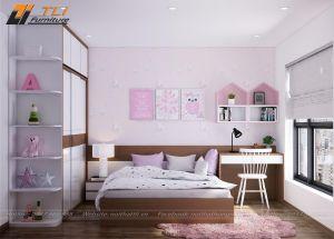 Thiết kế nội thất chung cư tại Hà Nội - Tòa A6 An Bình City