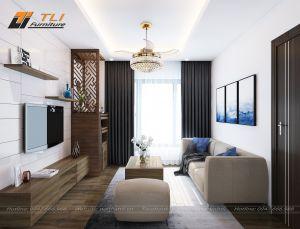 Tư vấn thiết kế nội thất chung cư hiện đại tại tòa A7 An Bình City