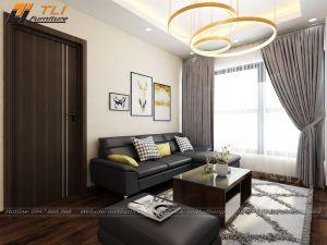 Sofa góc phòng khách đẹp - TLILD04