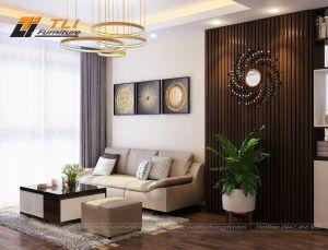 Ghế sofa văng nỉ giá rẻ đẹp - TLIVN07