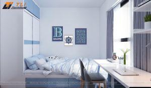 Thiết kế nội thất phòng ngủ cho trẻ em đẹp