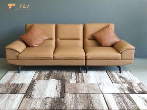 Ghế sofa da cao cấp cho phòng khách hiện đại - TLIVD20