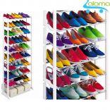Kệ để giày sách quần áo đồ dùng kim loại 10 tầng AL-K10T