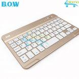 Bàn phím Bluetooth kim loại B.O.W HB028 cho Ipad, máy tính, tablet, điện thoại