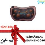 Gối Massage 8 đá 4 to 4 nhỏ Massage Pillow PL-819S model 2017