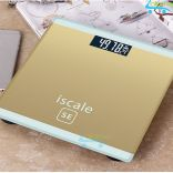 Cân sức khỏe điện tử 180kg kiểu dáng iphone ISCALE SE-GOLD