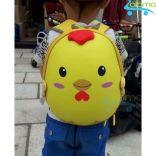 Balo hình con gà đựng quần áo sách vở cho bé CK-25 (Vàng)