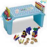 Bàn học đa năng kèm hộp đựng cho bé Child Desk CD-56cm