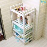 Kệ nhà bếp tùy chỉnh độ cao 6 tầng đa năng HomeBi HB-6TS