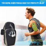 Túi đựng điện thoại đeo tay chạy bộ Pintu PT-BLDT