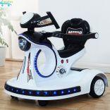 Xe điện tự lái có điều khiển từ xa cho bé 1-10 tuổi Udary BT-3258