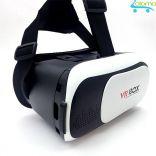 Kính thực tế ảo 3D VR Box xem phim trên điện thoại VRB-V2 thấu kính cao cấp