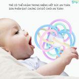Đồ chơi tập cầm nắm gặm nướu an toàn cho trẻ sơ sinh Rubber Ball