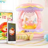Đồ chơi đèn lồng đu quay mini phát nhạc cho bé UDARY UR-DL22