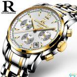 Đồng hồ nam dây thép R-Ontheedge RZY-036 chống nước chống xước cao cấp