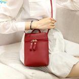 Túi ví đeo vai nữ mini Yooh YH29 kiểu dáng Hàn Quốc dễ thương đựng tiền ví điện thoại mỹ phẩm