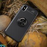 Ốp lưng Iphone kèm móc tay giá đỡ IRing cao cấp AutoFocus AF-99