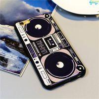 Ốp lưng nhựa TPU dẻo cho Iphone kiểu dáng đài Cassette độc đáo