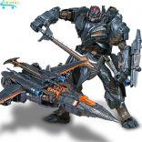 Robot biến hình phi cơ Transformer mẫu Megatron 601B trong phim The Last Knight