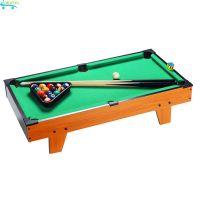 Đồ chơi bàn Bi-A bằng gỗ Table Top Pool Table TTP-69 kích thước 70x40cm