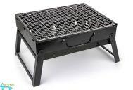 Bếp nướng than hoa BBQ gấp gọn Green Forest LG-2701 loại tốt nặng 1.8kg
