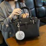 Túi xách nữ LERC LC-907 phong cách Châu Âu cao cấp đựng tiền điện thoại mỹ phẩm