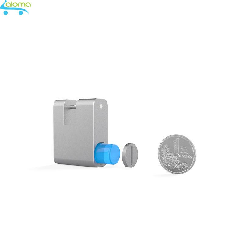 Ổ khóa Bluetooth mở khóa bằng app OKLOK XB30 khóa tủ vali balo (cỡ nhỏ) gia dụng ALOMA